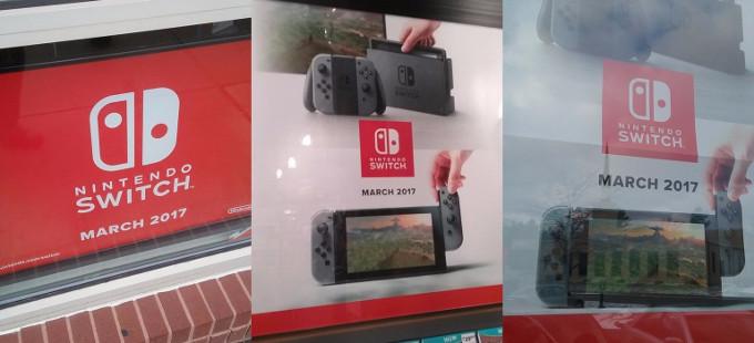 ¿Escasez del Nintendo Switch en su salida?