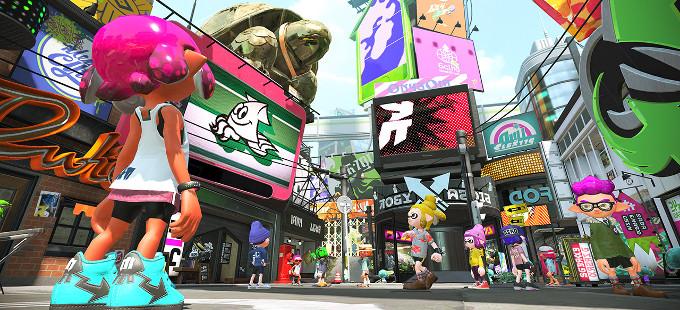Conoce las armas especiales de Splatoon 2 en Nintendo Switch