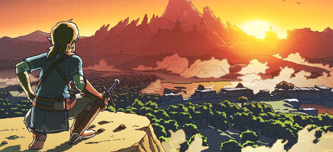 The Legend of Zelda: Breath of the Wild si saldría con Nintendo Switch