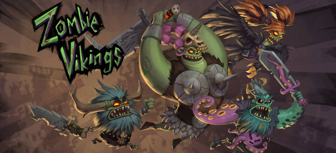 Zoink Games muestra Zombie Vikings para Nintendo Switch