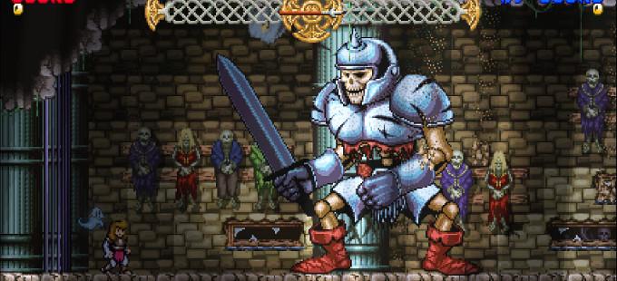 Revelado Battle Princess Madelyn para Nintendo Switch y Wii U