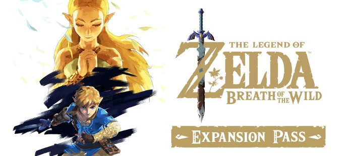 Revelado Expansion Pass para TLOZ: Breath of the Wild