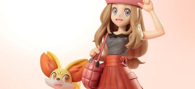 La figura de Serena de Pokémon X & Y sale en julio