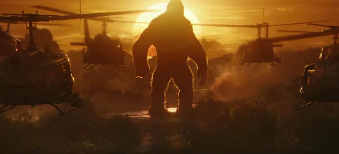 Llega el más feroz y último tráiler de Kong: Skull Island
