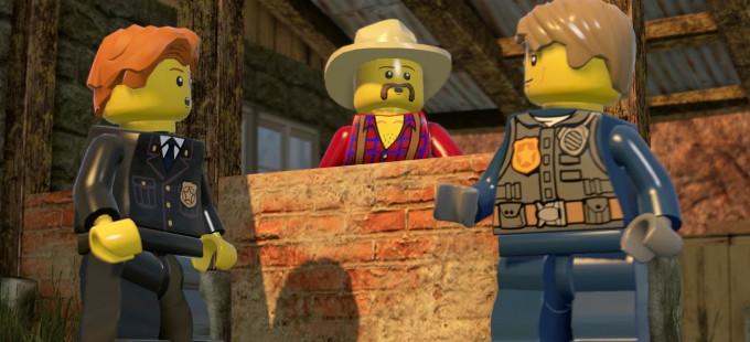 LEGO City Undercover para Nintendo Switch sale el 4 de abril