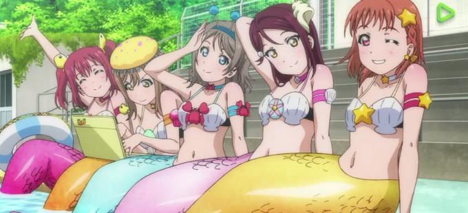 La segunda temporada de Love Live! Sunshine!! llega en otoño