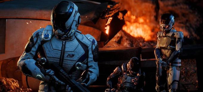 Mass Effect: Andromeda para Nintendo Switch si la consola es un éxito