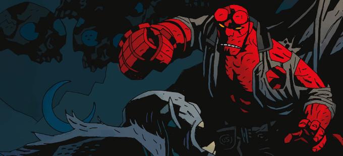 Mike Mignola: Hellboy tiene futuro, pero no con Guillermo del Toro