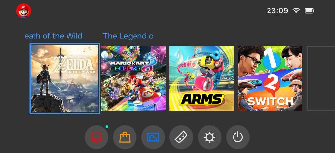 Nintendo Switch no tendrá navegador web en su salida