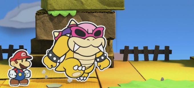 ¿Por qué se eligió usar a los Koopalings en Paper Mario: Color Splash?
