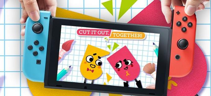 Snipperclips para Nintendo Switch es un reflejo de los indies en la consola
