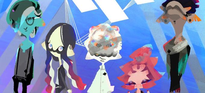 Una probada de la música de Splatoon 2 para Nintendo Switch