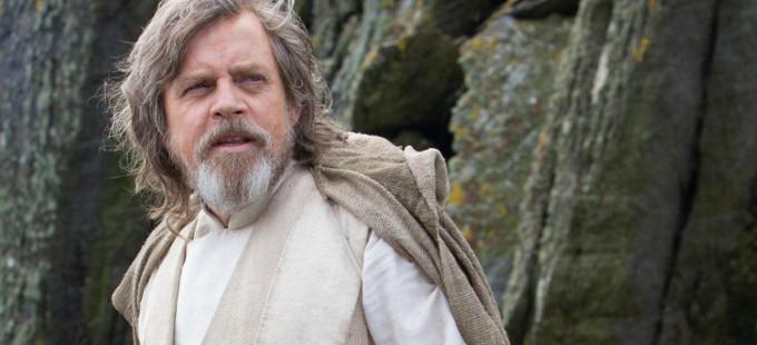 Mark Hamill podría ganar el Óscar por Star Wars: Los Últimos Jedi