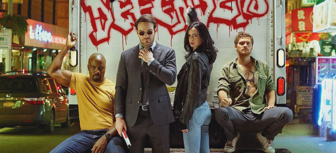 ¿Pistas acerca de The Defenders de Marvel y Netflix?