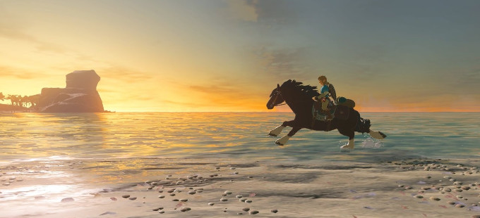 Recorre The Legend of Zelda: Breath of the Wild como quieras