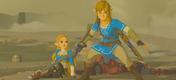 Shigeru Miyamoto y la historia de The Legend of Zelda: Breath of the Wild