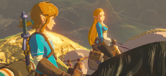 Eiji Aonuma - TLOZ: Breath of the Wild es después de Ocarina of Time