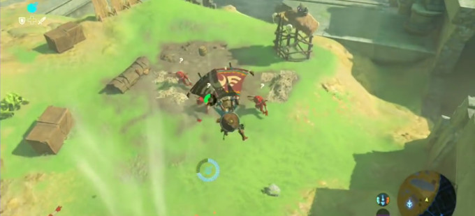 ¿Qué disfrutó más Eiji Aonuma de The Legend of Zelda: Breath of the Wild?