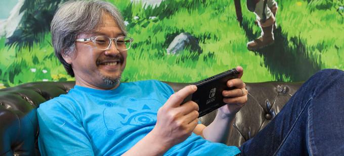 Eiji Aonuma explica cuál es la esencia de The Legend of Zelda