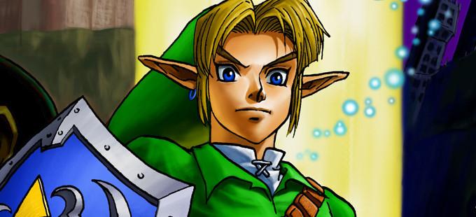 Link de The Legend of Zelda: Ocarina of Time... ¿basado en un famoso actor?