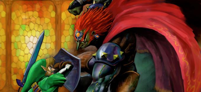 ¿Cómo se creó a Ganondorf para The Legend of Zelda: Ocarina of Time?