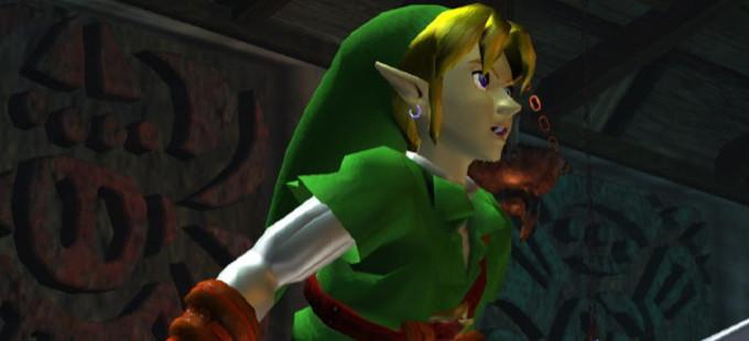 ¿Qué pasó con el The Legend of Zelda realista del Space World 2000?