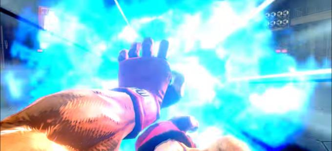 Ultra Street Fighter II para Nintendo Switch tiene modo en primera persona