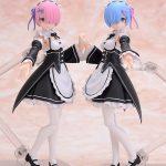 Ram y Rem de Re:Zero Kara Hajimeru Isekai Seikatsu