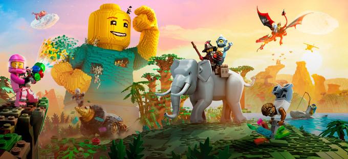 Se reconfirma LEGO Worlds para Nintendo Switch