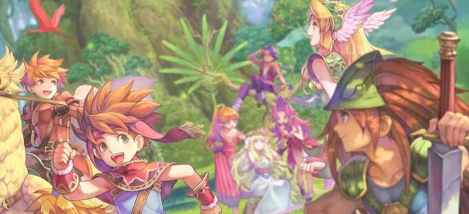M2 desarrolla Seiken Densetsu Collection para Nintendo Switch