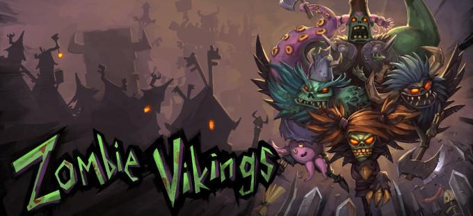 Zombie Vikings para Nintendo Switch fue muy fácil de adaptar