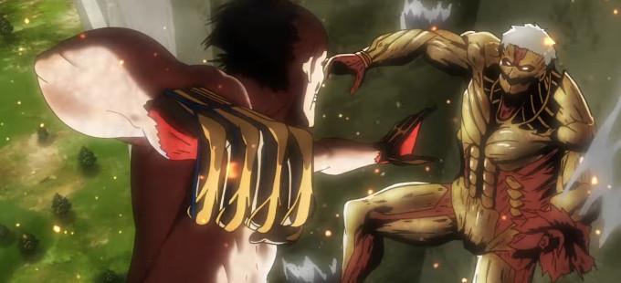 La segunda temporada de Attack on Titan solo tiene 12 episodios
