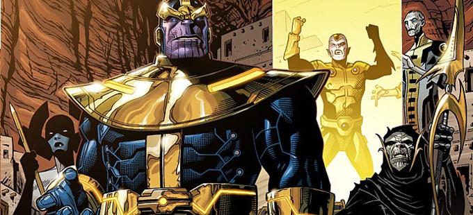 ¿Está la Black Order de Thanos en Avengers: Infinity War?