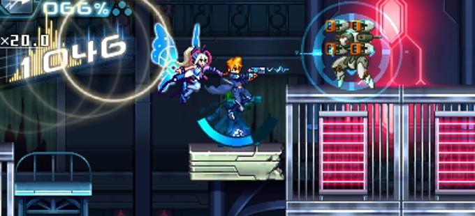Entérate del DLC de Azure Striker Gunvolt 2 que llega esta semana