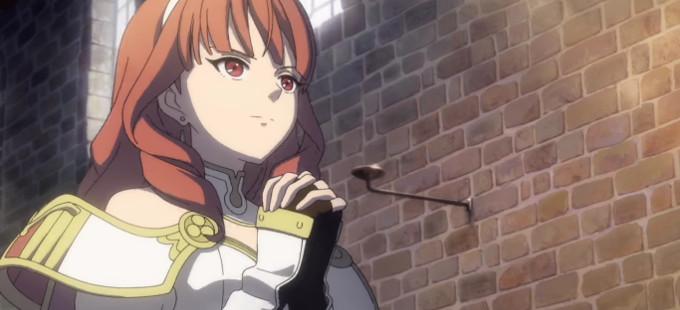 Un avance más de Fire Emblem Echoes: Shadows of Valentia