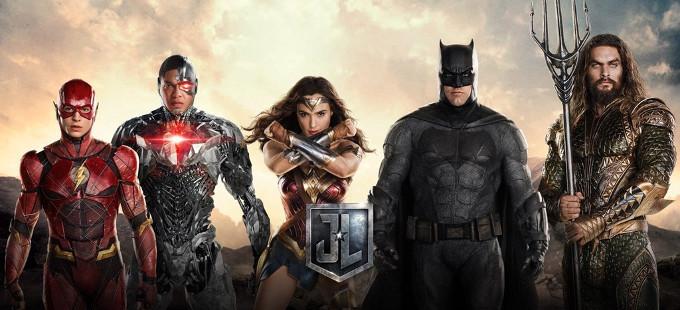 Batman y Aquaman consiguen teasers de Justice League