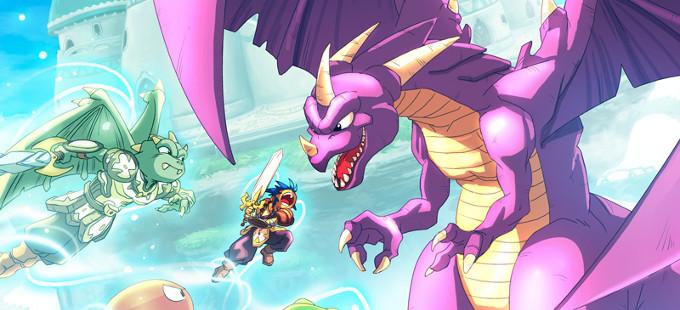 Monster Boy and the Cursed Kingdom para Nintendo Switch, ¿en formato físico?