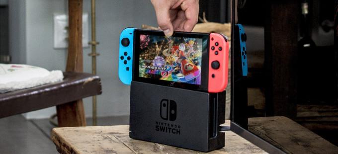 ¿Planea Nintendo fabricar 16 millones de Nintendo Switch hasta 2018?