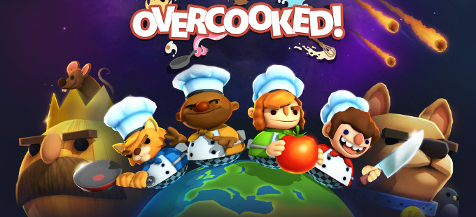 Overcooked: Special Edition y The Escapists 2 para Nintendo Switch anunciados