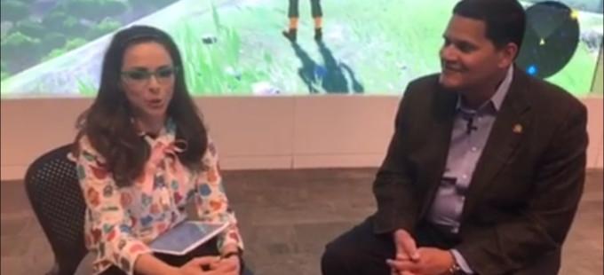 Reggie Fils-Aime: Llevamos cinco días de éxito con Nintendo Switch