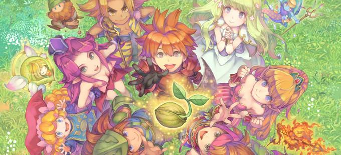Square Enix anuncia Seiken Densetsu Collection para Nintendo Switch