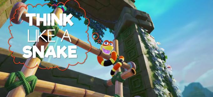 Sumo Digital celebra la salida de Snake Pass para Nintendo Switch
