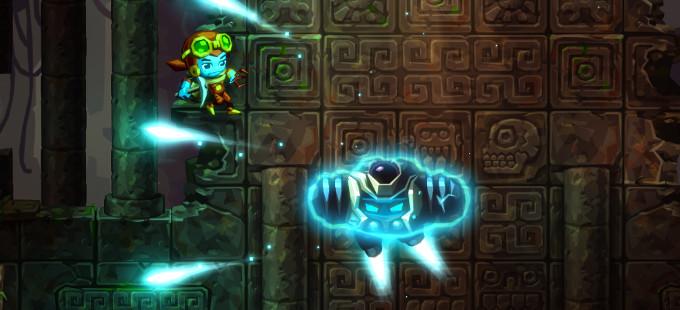 Muchos cambios en SteamWorld Dig 2 para Nintendo Switch
