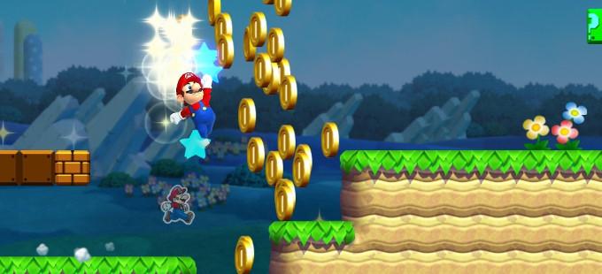 Nintendo busca más que ganancias con Super Mario Run