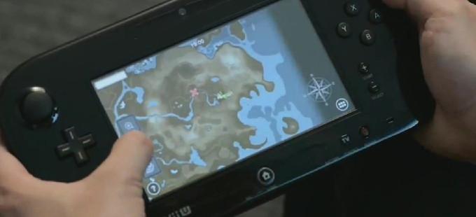 ¿Por qué se removió el uso del GamePad en TLOZ: Breath of the Wild para Wii U?