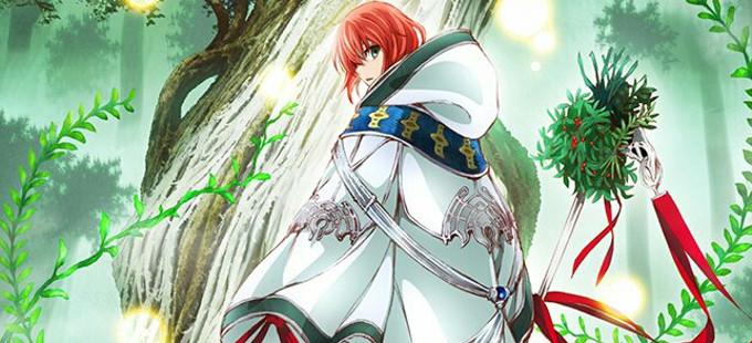El anime de The Ancient Magus' Bride se lanzará en octubre