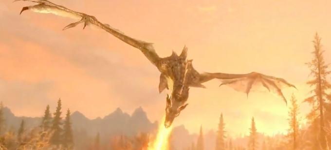 The Elder Scrolls V: Skyrim para Nintendo Switch, iniciativa de NOA