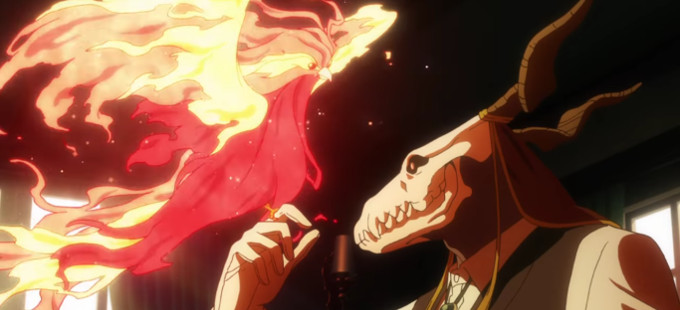 Disfruten del primer tráiler del anime de The Ancient Magus' Bride