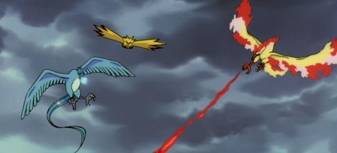 Las Tres Aves Legendarias para Pokémon GO llegarán este año