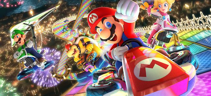 Revelado paquete de Mario Kart 8 Deluxe + Nintendo Switch